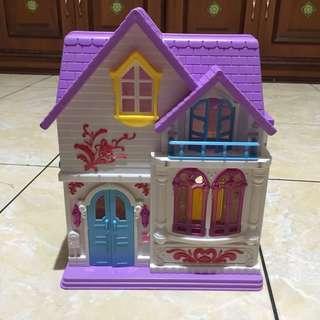 #MakinTebel Preloved Rumah Barbie