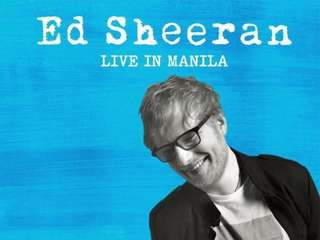 LOOKING FOR PATRON C TICKETS OF ED SHEERAN LIVE IN MANILA