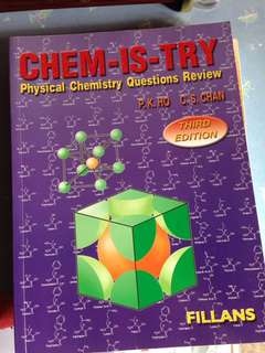 Chem-is-try - Physical Chem