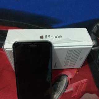I phone 6 Grey 16 Gb