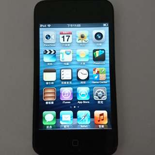 Ipod touch 4 32GB 黑色
