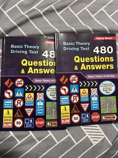 Basic Theory Driving Questions and Answers
