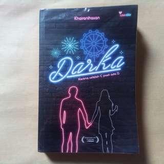 """Novel """"Darka"""""""