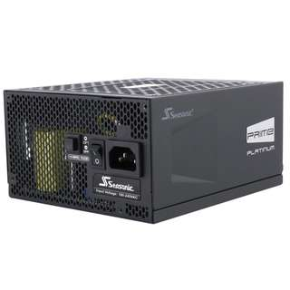 Seasonic PRIME Ultra 1000W 80+ Platinum Power Supply, Full Modular, 135mm FDB Fan w/Hybrid Fan Control, ATX12V & EPS12V, Power On Self Tester, SSR-1000PD (V2)