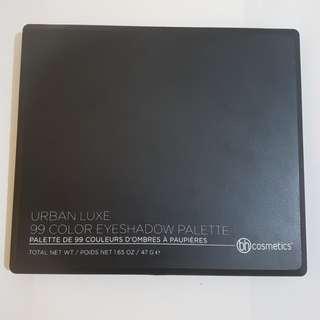 Urban Luxe - 99 colour eyeshadow palette