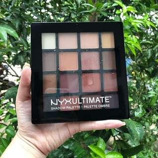 Eyeshadow NYX Ultimate