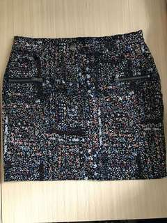 Club Monaco skirt mini skirt original $1099 now $280