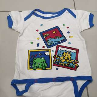 Cotton Club Romper (18-24m)