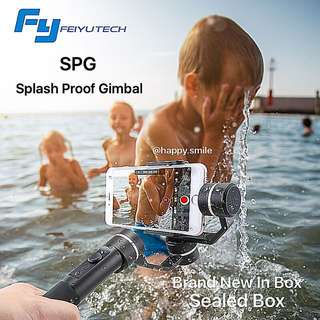 Feiyu SPG 3-Axis Electronic Handheld Gimbal Stabilizer