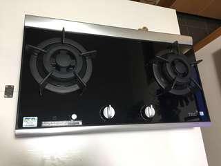 TGC 極炎火嵌入式平面爐 MEGA2