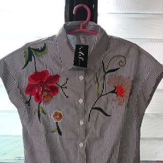 Repriced ! Floral top