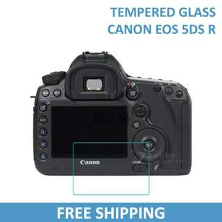 Canon 5DS R Tempered Glass Screen Protector