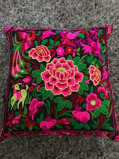 Cushion with pillow - brand new
