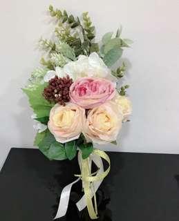 Customized Bridal Bouquet - pre-wedding shoot bouquet