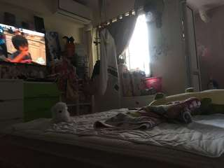 Master bedroom at yishun , with aircon and wifi, can cook , can wash . Only no provide bed .