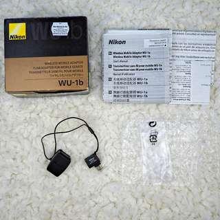 Nikon WU-1b Wireless Mobile Adapter