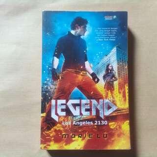 """Novel Terjemahan """"Legend"""""""
