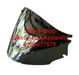 Visor Ram4 TSR Silver