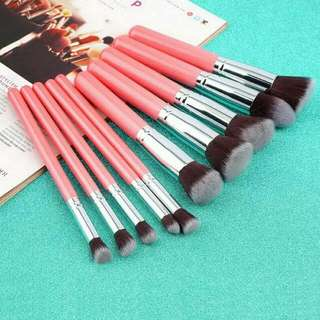 BRUSH SET 10 PCS