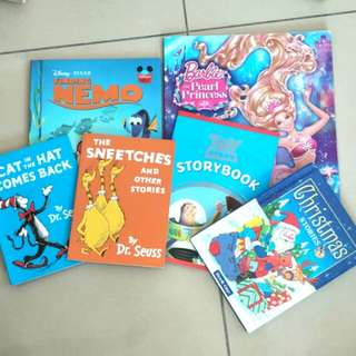 children's books clearance: short stories for primary school