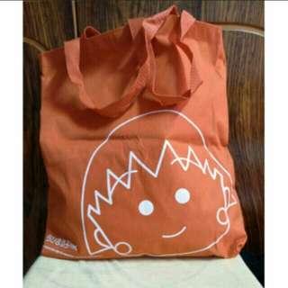 櫻桃小丸子購物袋