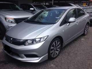 Honda Civic FB 1.8