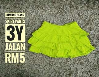 3y skirt pants