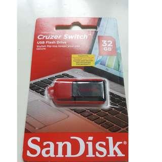 Sandisk Cruzer Switch™ USB Flash Drive