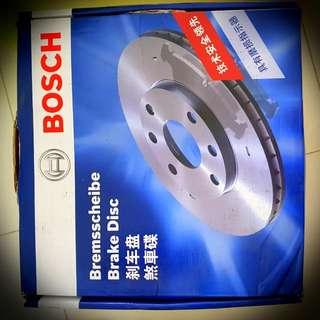 Honda Civic Rear Brake Disc