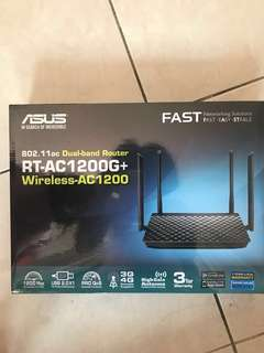 Asus dual brand router