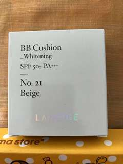 Laneige BB cushion whitening no.21 beige