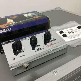 Yamaha Nathan East NE-1 Eq Preamp