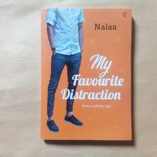 "Novel ""My Favorite Distraction"""