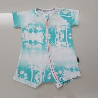 Bonds Wondersuit Romper (6-12months)