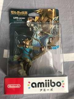 全新 amiibo nintendo switch zelda link 薩爾達傳說 林克 任天堂 弓 archer