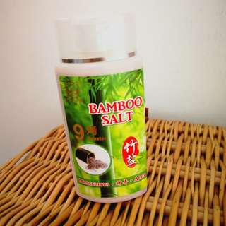 Bamboo Salt (9 Roasted)