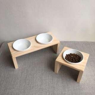 寵物碗架用瓷碗