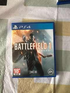 Battlefield 1 中文版