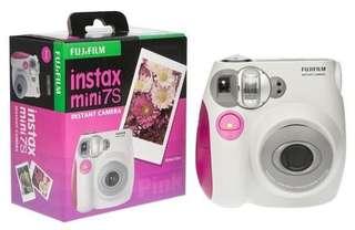 Instax Mini 7s