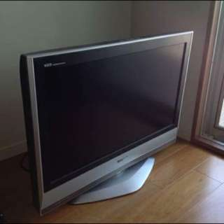 32 inch Tv panasonic RUSH for Sale w/ free 32gig Micro Sd Card