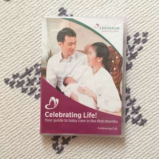 FREE giveaway: Thomson Medical guidebook & DVD