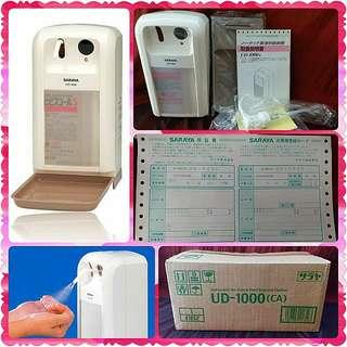 NEW SARAYA UD-1000 免觸碰自動感控手指洗手機 Saraya UD-1000 Sensorspender