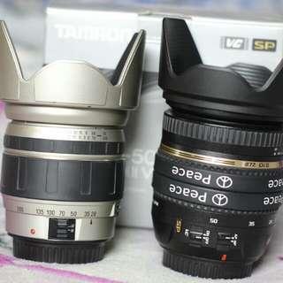 Tamron 17-50 f/2,8 VC (canon mount)