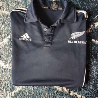 NZ Mens Rugby Training top