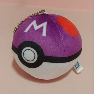 [INSTOCK CLEARANCE!!!] AUTHENTIC MASTER PokePlush Keychain 8cm By Takara Tomy