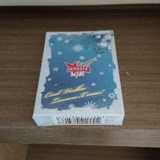 SMIRNOFF ICE 啤牌