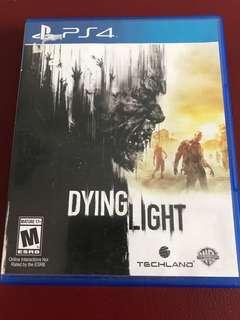 Ps4 Dying light 垂死之光