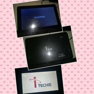 itechie tablet 9inchs