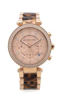 Michael kors watch Parker Glitz Chronograph watch