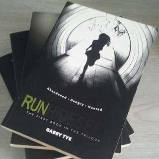 Run Hide Seek Ever Book Series